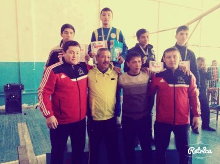 Мангистауские боксеры привезли из Узбекистана четыре медали