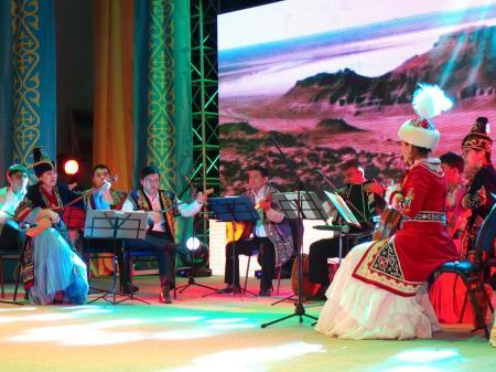 Дни культуры Актау прошли в поселке Шетпе