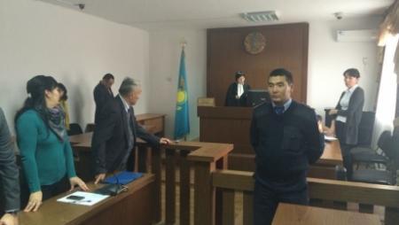 В суде Атырау огласили приговор фигурантам дела ОПГ Рыскалиева