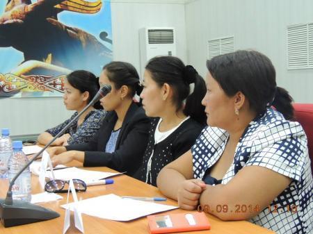 «Колдау-Казахстан»: В Мангистау государственным языком свободно владеют  91,76 процента населения