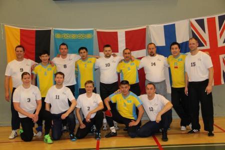 Мангистауские спортсмены-инвалиды стали серебряными призерами международного турнира в Дании