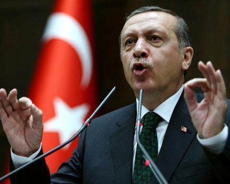 Президент Турции заявил, что Америку открыли мусульмане за 300 лет до Колумба