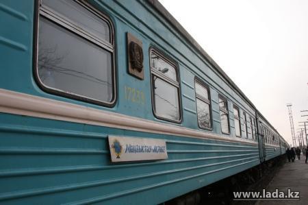 У пассажирки поезда Актау —  Актобе украли 196 тысяч тенге