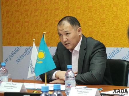 Талгат Ногаев: Палату предпринимателей волнует качество градостроительных документов Жанаозена