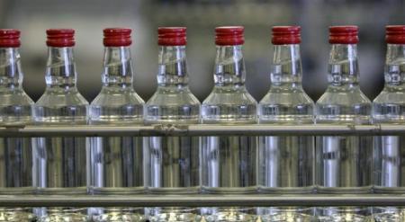 Продажу популярных марок российского алкоголя запретили в Казахстане