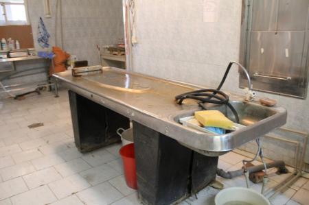 В Актау в областном морге используется оборудование комплектации 1979 года