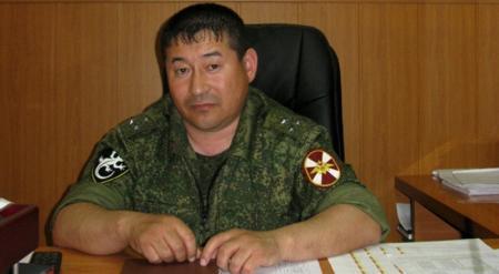 Спасший солдата полковник Серик Султангабиев идет на поправку