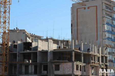 Департамент статистики: С начала года в Мангистауской области введено в эксплуатацию 3820 квартир
