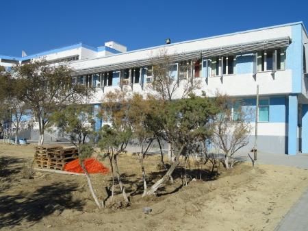 Нурлан Тлепов: Капитальный ремонт детской поликлиники Актау завершится в середине декабря