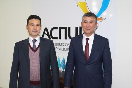 СПК «Каспий»: Животноводство Мангистау кормами обеспечено