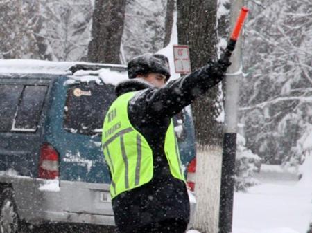 В Казахстане отмечается День дорожной полиции