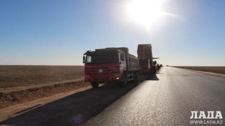 О реконструкции дорог в Мангистауской области рассказали в «КазАвтоЖол»
