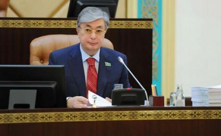 Токаев: В Казахстане начат постепенный переход к президентско-парламентской форме правления