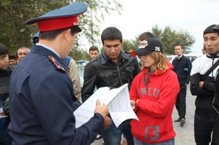 В Актау пройдет акция «Приемная на дороге»