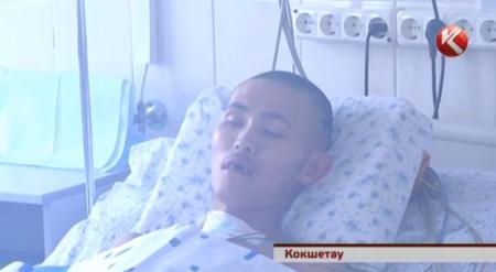 В Кокшетау студент прямо в школе зверски избил преподавателя