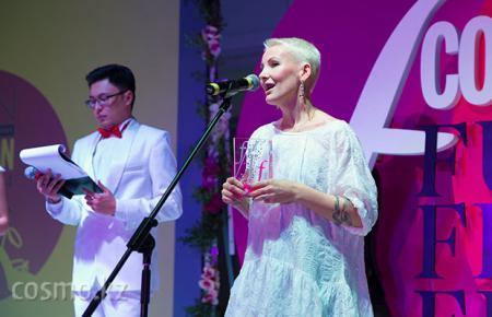 Ольга Стан из Актау победила в номинации «Дизайнер года» премии «Fun Fearless Female»