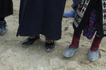 Жители Мунайлинского района пожаловались на грязь и лужи