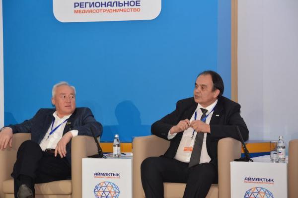 В Актау журналисты обсудили вопросы регионального медиасотрудничества