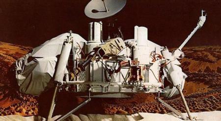 """Экс-сотрудница NASA: """"Я видела двух людей на Марсе в 1979 году"""""""
