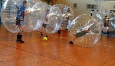 Турнир по бамперболу стартовал в Актау