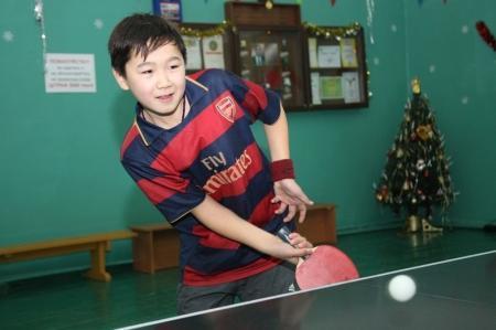 В Актау пройдет открытый турнир по настольному теннису