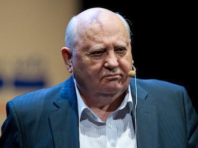 Горбачёв: 23 года назад я поступил правильно