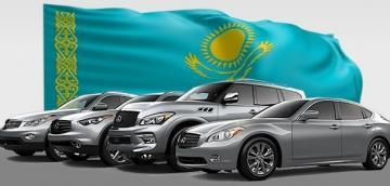 Продажи автомобилей Infniniti стартовали в Казахстане