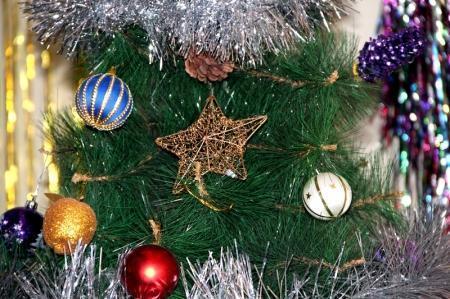 Новогодние елки и представления для детей в Актау