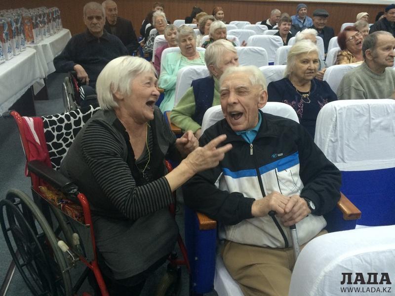 Прошел благотворительный концерт в доме престарелых дома престарелых в орле
