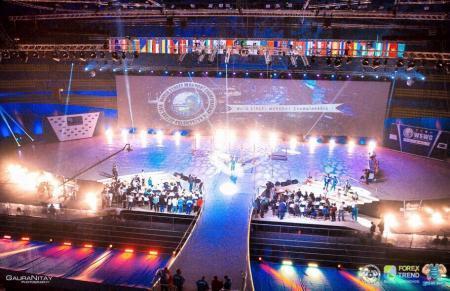 Казахстанский спортсмен Дияс Биджиев стал победителем чемпионата мира по Street Workout