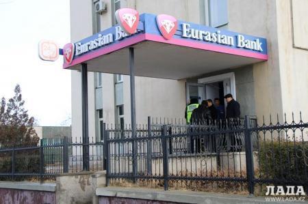 Ограбленный в Актау около банка мужчина госпитализирован в травматологическое отделение