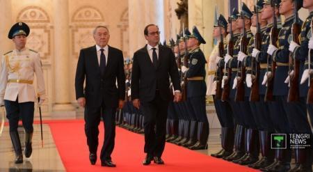 Мы не должны скатиться к холодной войне и жесткой конфронтации - Назарбаев