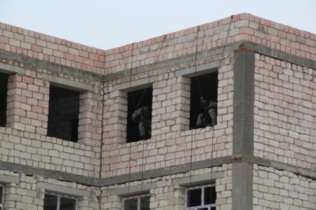 Учения «Антитеррор-2014» прошли в Актау