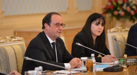 Франция намерена ускорить выдачу виз казахстанцам