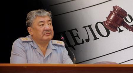 Завершено расследование уголовного дела против экс-главы Погранслужбы КНБ