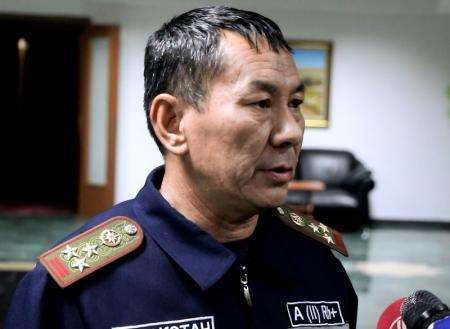 Кажымукан Косбаев: Сотрудники службы пожаротушения сработали в соответствии с установленными нормами