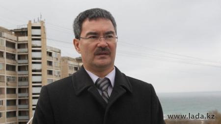 Депутат Серик Оспанов: Мангистауская область – морские ворота Казахстана