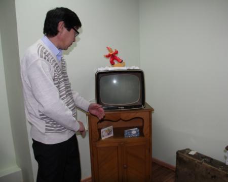 Выставка ретротехники открылась в Актау