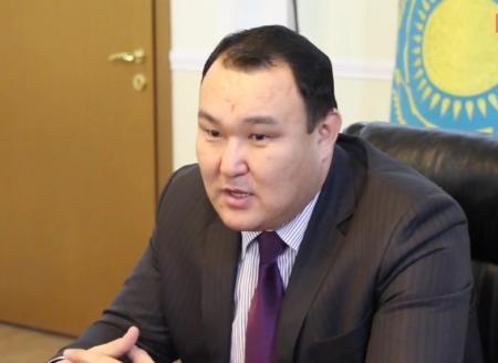 Нурлыбай Аккулов: Уголовное дело заведено по факту возгорания жилого дома в 13 микрорайоне