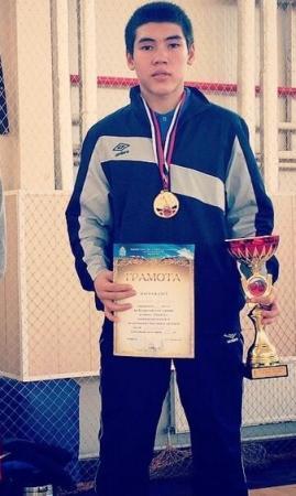 Актауские боксеры завоевали пять медалей на международном турнире в Астрахани