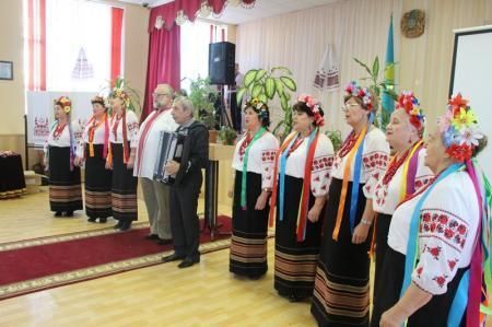 В Актау подвели итоги года, посвященного 200-летию Тараса Шевченко
