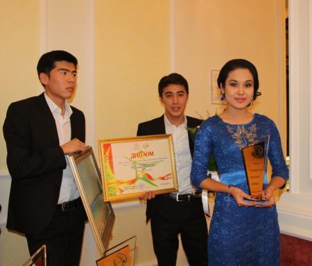 В Актау выбрали лучшего студента 2014 года