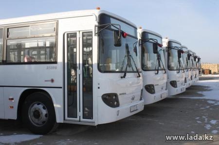 Жетыбай Кубашев: Жители Актау смогут отслеживать время прибытия пассажирского транспорта
