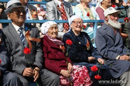 Шолпан Ильмуханбетова: На празднование 70-летия Победы предусмотрено 240 миллионов тенге