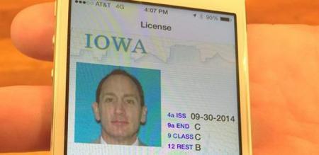 В США смартфон заменит водительские права