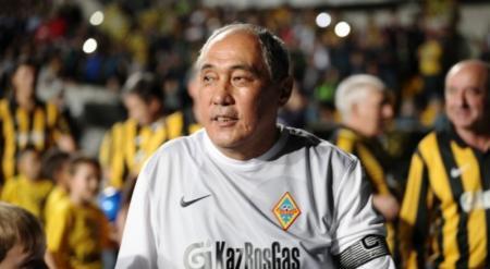 Казахстану по силам провести ЧМ по футболу - Ордабаев