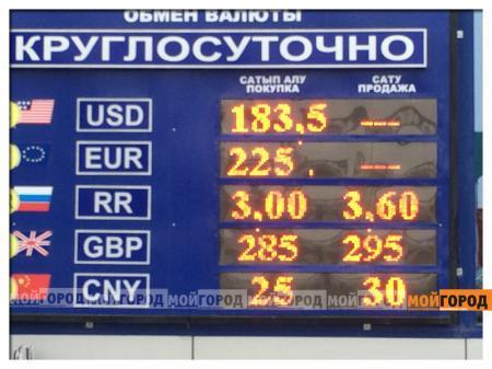 В Уральских обменниках перестали продавать доллары и евро