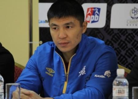 Актауский боксер Берик Абдрахманов может завоевать путевку на Олимпиаду