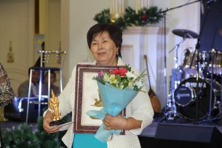 В Актау состоялась церемония вручения призов «Человек года - 2014»