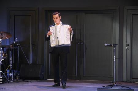 В Актау состоялась церемония вручения премии «Человек года-2014»